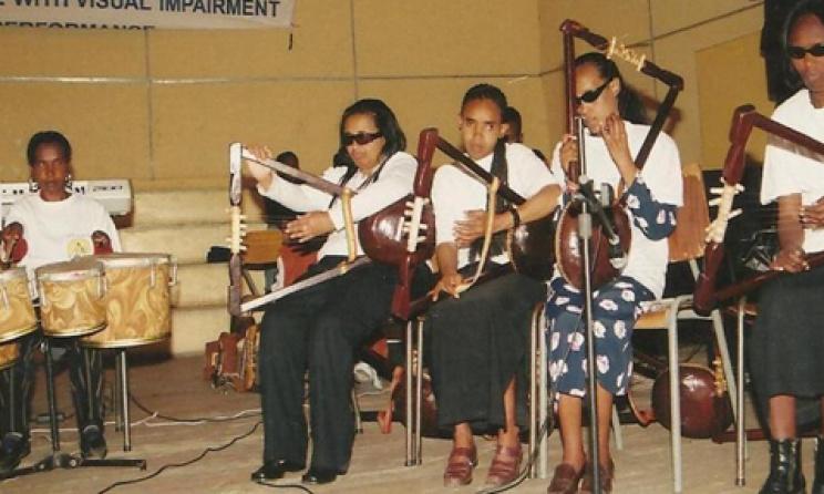 Trainees at the Wusate Berhane Training Centre. Photo:www.wusatebirhan.org