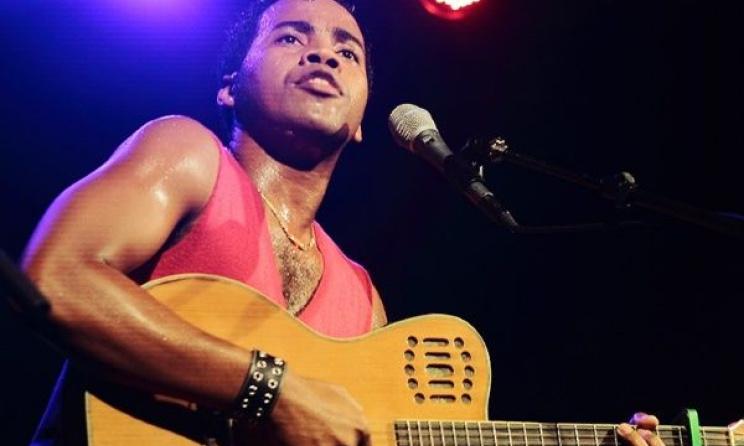 Tsiliva de Madagascar, Gagnant de l'Afro-Pépites show 2015. Photo: libertalia-music.com