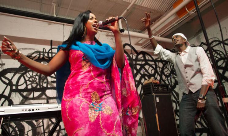 Members of Waayaha Cusub. Photo: www.huffingtonpost.com