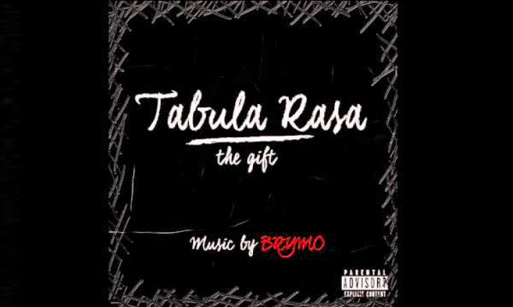 Cover art for Brymo's Tabula Rasa