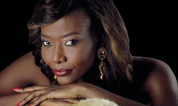 Senegalese star Coumba Gawlo Seck