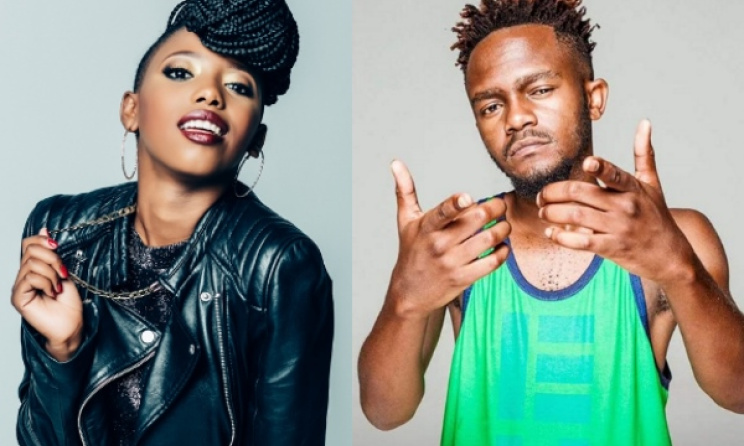 Gigi Lamayne and Kwesta will rock Back To The City in Johannesburg on 27 April.