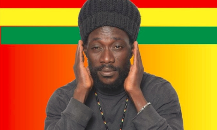 Captain Blazee, organiser of the Lagos Reggae Festival. Photo: Conscious Vibes Africa