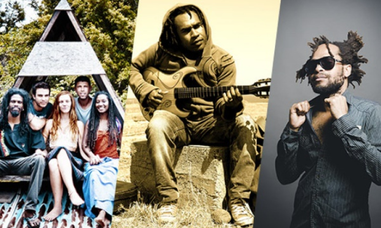 Some of the artists showcasing at IOMMA in Reunion this year. Photo: www.iomma.net