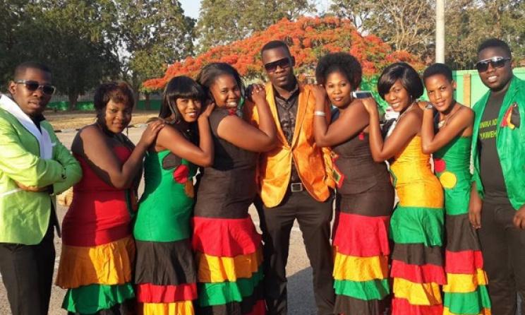 Popular Zambian gospel group Peace Preachers. Photo: Facebook