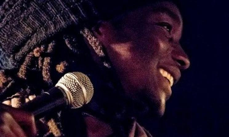 Le jeune chanteur sénégalais basé à Montréal, ILAM. © PpP
