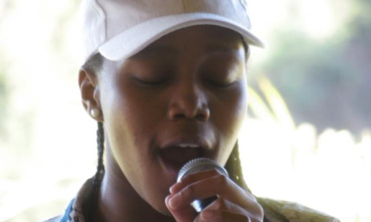Swazi vocalist PK will headline the Mbab'City Open Mic session. Photo: supplied