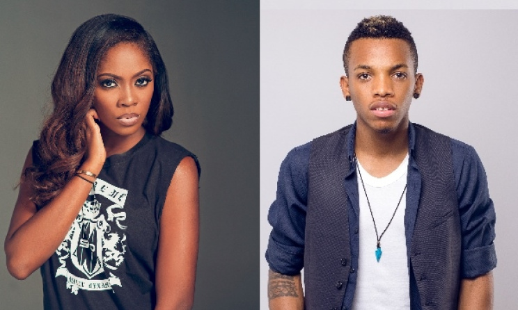 Tiwa Savage and Tekno have been nominated for the 2016 Nigerian Entertainment Awards.