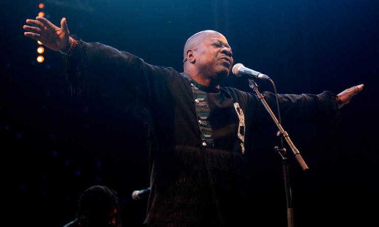 Papa Wemba. Photo: 97land.com