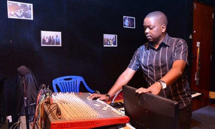 Ugandan producer Jude Mugerwa. Photo: www.observer.ug