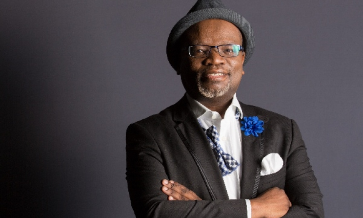 Lindelani Mkhize is looking for fresh talent for his new show 'Ignite'.