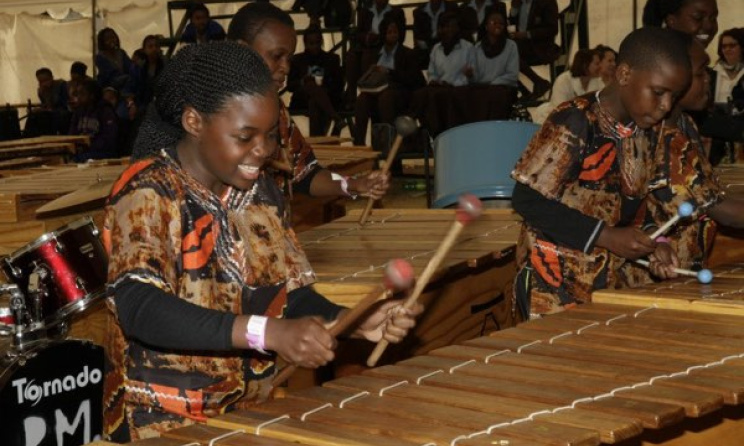 Scenes from a previous edition of the International Marimba and Steelpan Festival. Photo: Facebook