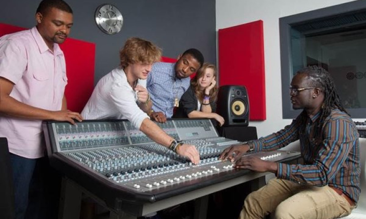 Cape Town's SAE Institute gives aspiring producers and engineers the skills they need. Photo: SAE Institute Cape Town