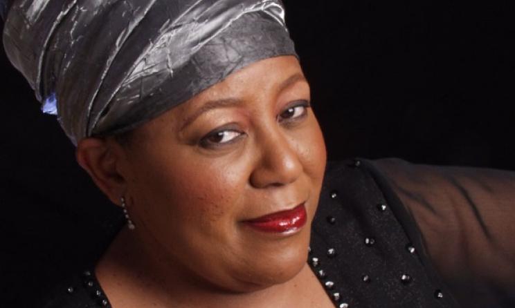Sibongile Khumalo will share her knowledge at the Joy of Jazz Geleza Kleva workshops.