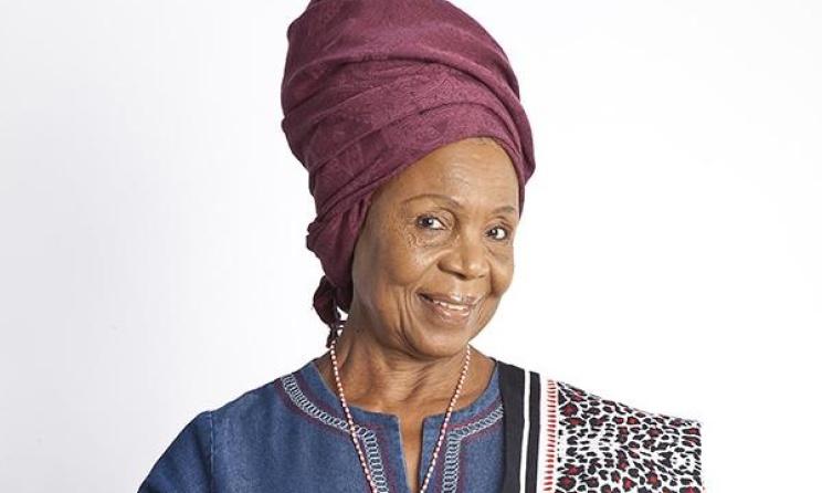 Abigail Kubeka Photo: www.etv.co.za