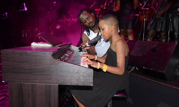 Bebe Cool and his daughter. Photo: www.observer.ug