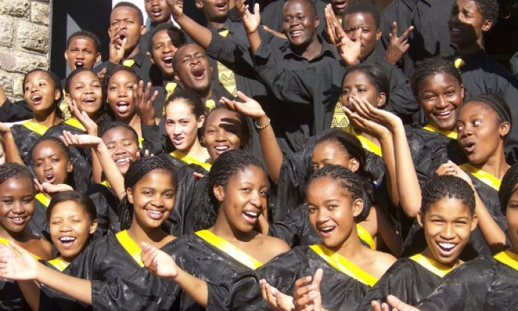 Le Collège des Arts (COTA) Choir. Photo: www.informante.web.na