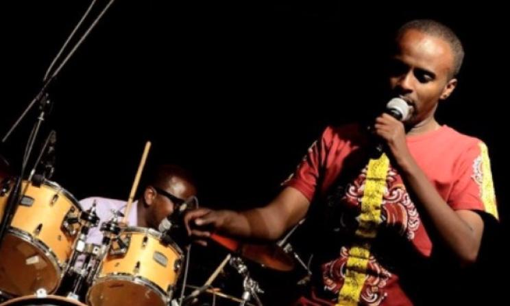 Ethiopian reggae artist Sami Dan. Photo: Sami Dan's Facebook page