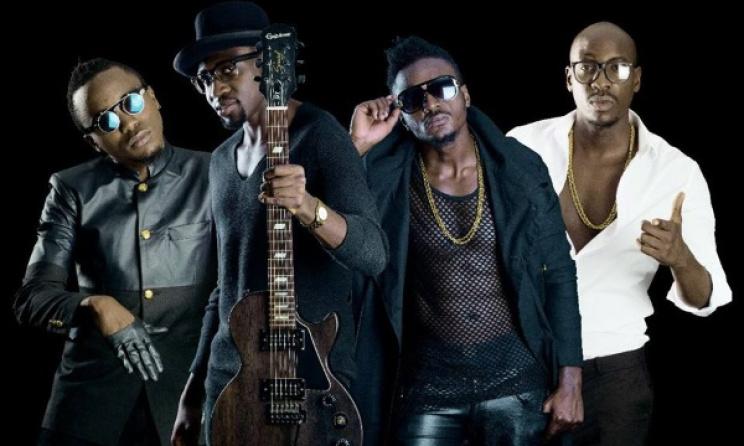 Kenyan band Sauti Sol. Photo: Sauti Sol Facebook page