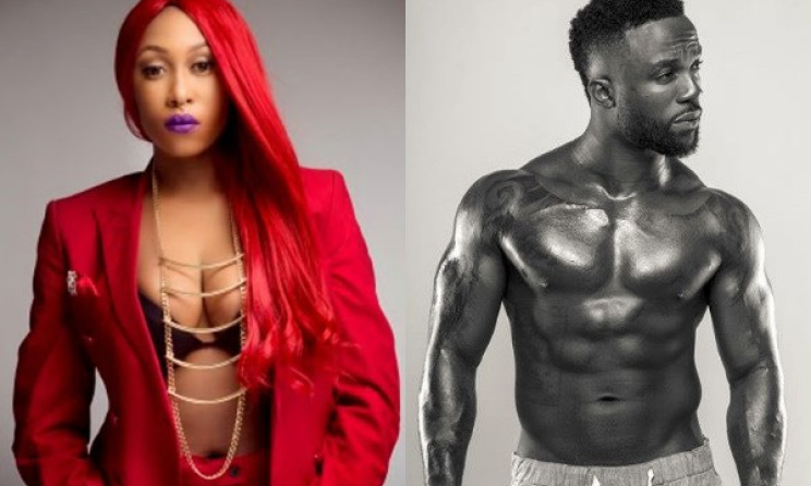"""Cynthia Morgan and Iyanya belong to the """"huge horny-dom"""" that is today's generation of Nigerian popstars"""
