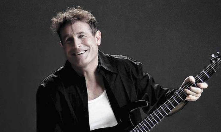 South African music legend Johnny Clegg.       Photo: 48hours.co.za