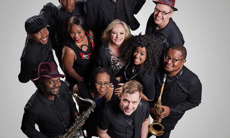 Veteran South African band Mango Groove is making a comeback. Photo: www.mangogroove.co.za