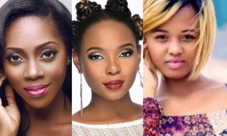 Tiwa Savage, Yemi Alade et Babes Wodumo