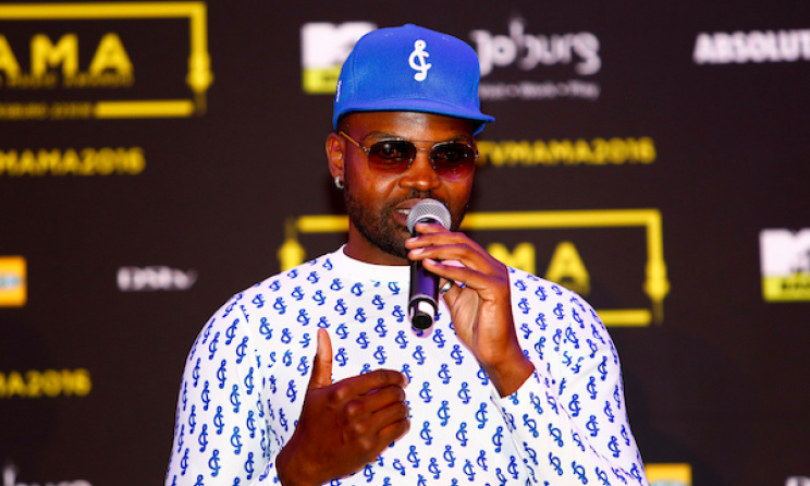 DJ Cleo during one of the press conferences. Photo: © MTV Africa Music