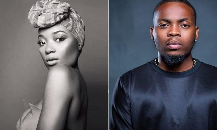 Efya and Olamide will perform at the One Africa Music Fest, Houston