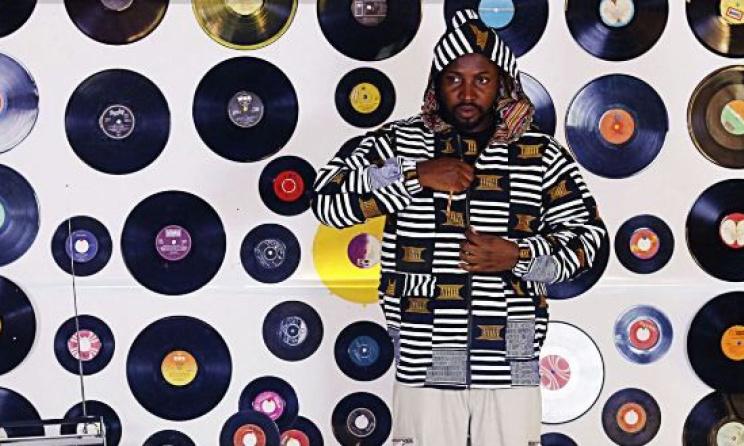 Togolese rapper Elom 20EC (photo): www.radioafricamagazine.com