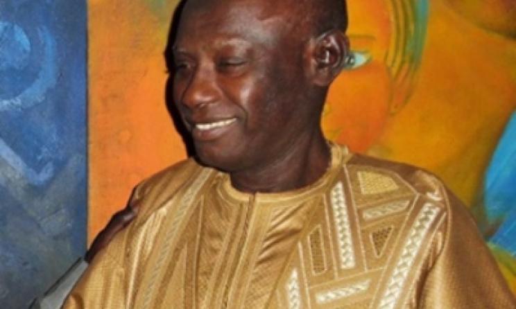 (Photo) : N'Diouga Dieng de Baobab Orchestra