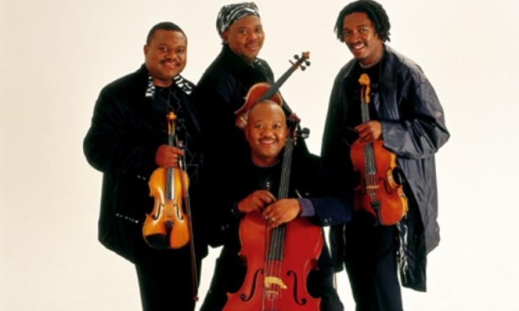 Soweto String Quartet. Photo: Soweto String Quartet