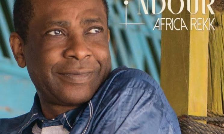 (Photo) : cover de l'album Africa Rekk