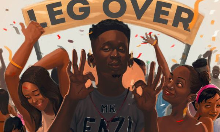 Art for Leg Over by Mr Eazi