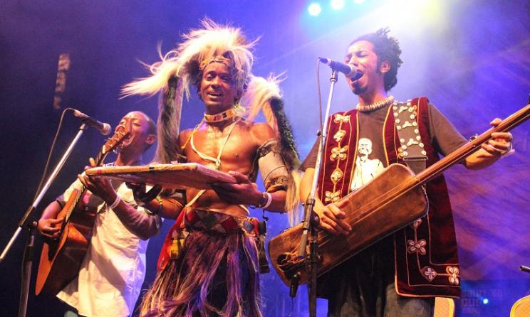 Swahili Encounters were a highlight at Sauti za Busara
