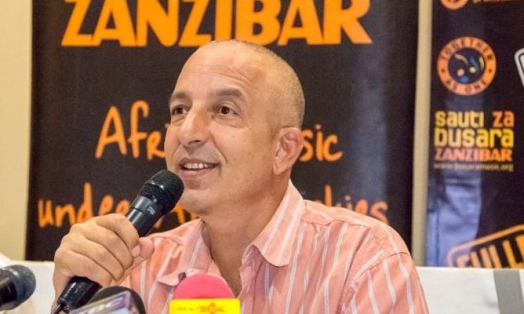 Yusuf Mahmoud has worked hard to bring back the Sauti za Busara festival.