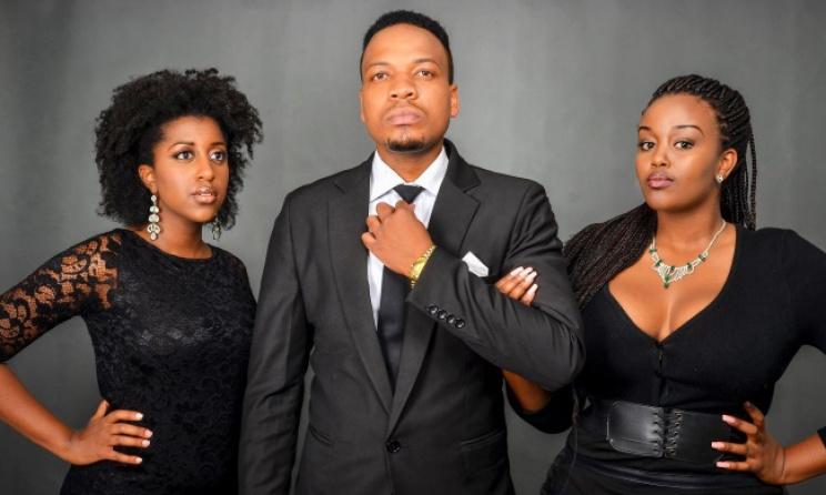 Kenyan pop group Elani last year accused MCSK of defrauding them of royalties. Photo: Mpasho