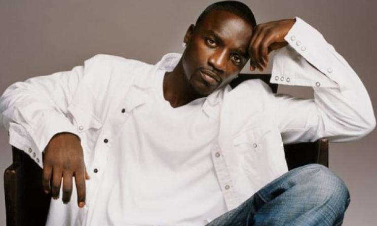 Akon. Photo: Rolling Stone.