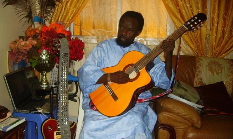 Cheikh Tidiane Tall (1946-2017 )