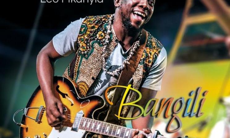 Cover image for Leo Mkanyia's new album, Bangili. Photo: Ketebul Music