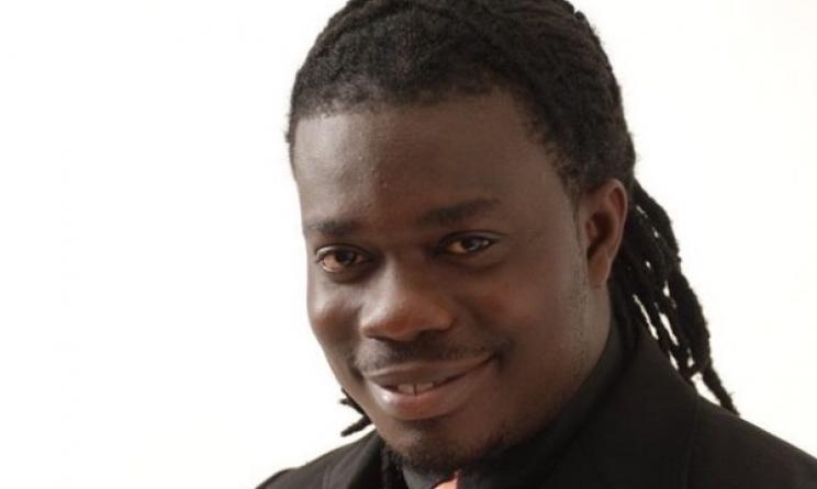 Bice Osei Kuffour, President of the Musicians Union of Ghana.  Photo: Dailyguideafrica.com