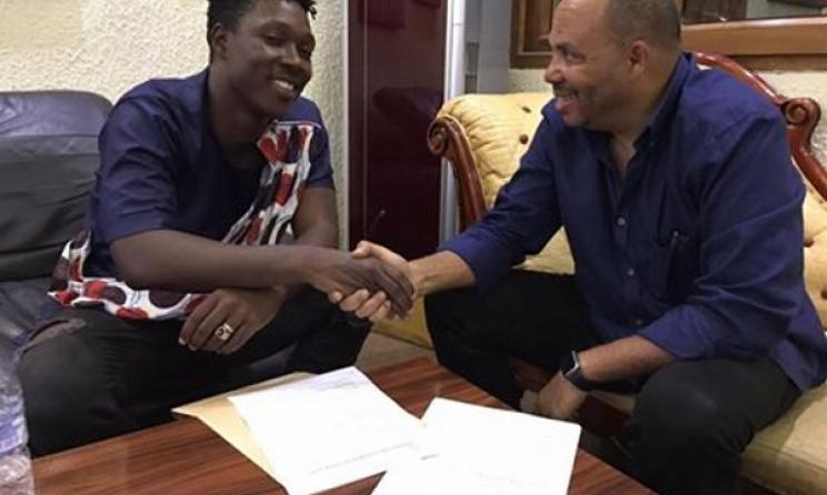 Soul Bang's signe chez Sony Music (Photo) : Facebook Officiel Sony Music Entertainment Ivory Coast
