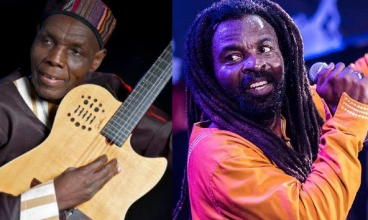 Oliver Mtukudzi and Rocky Dawuni will perform during the official opening of the festival.
