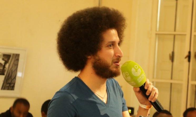 Mounir Kabbaj from Visa For Music.  Photo: MIA