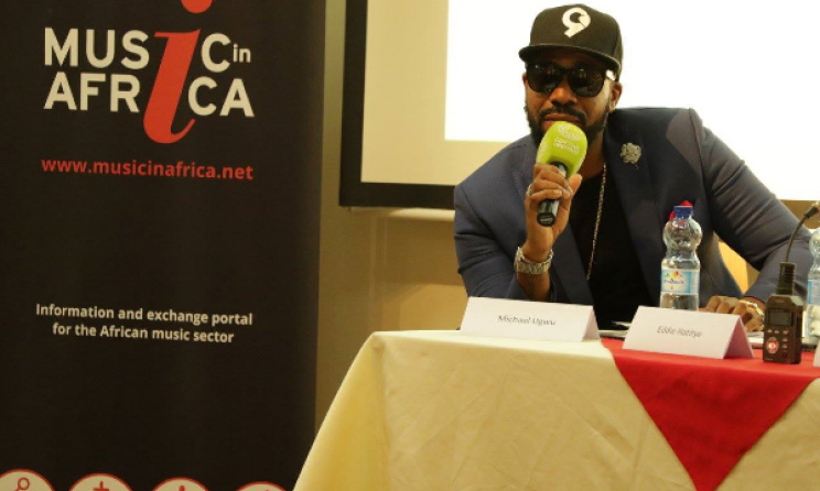 Sony Music West Africa general manager Michael Ugwu.  Photo: MIA