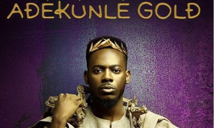 Adekunle Gold. Source: 36ng.com.ng