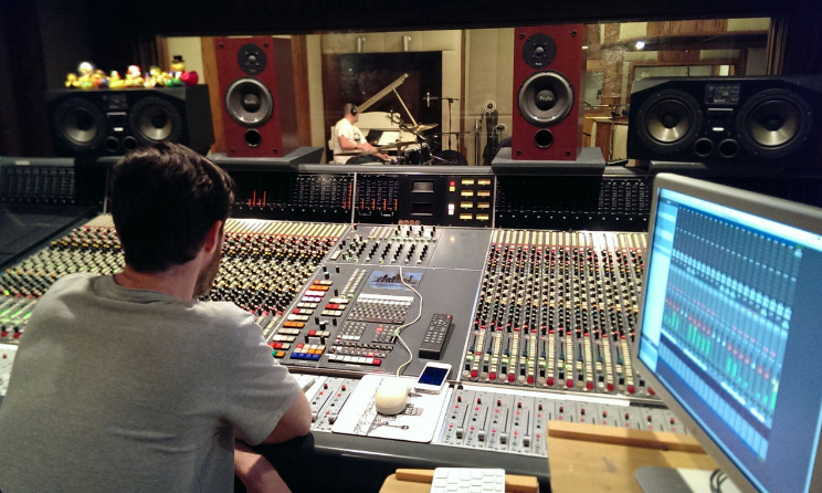 Interview sa sound engineer garrick van der tuin music in africa