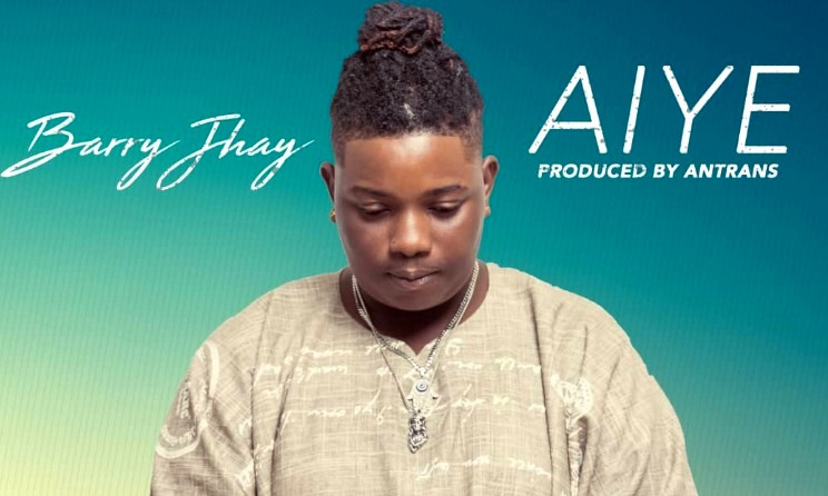 Barry Jhay artfully engages the Yoruba concept of Aiye