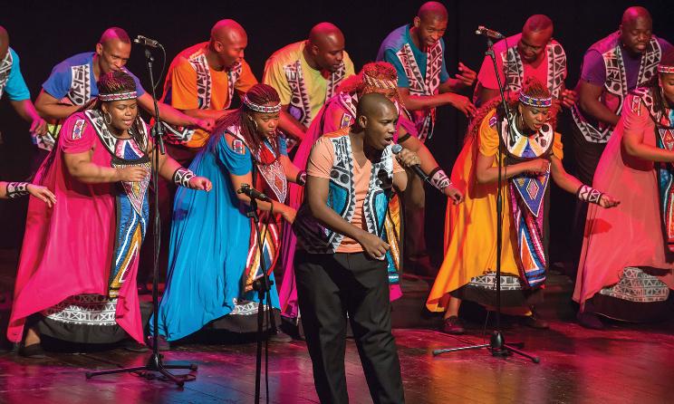 "Résultat de recherche d'images pour ""Soweto Gospel Choir wins third Grammy Award"""