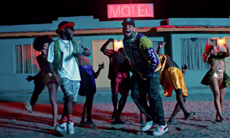 Davido, Chris Brown collabo Blow My Mind breaks YouTube